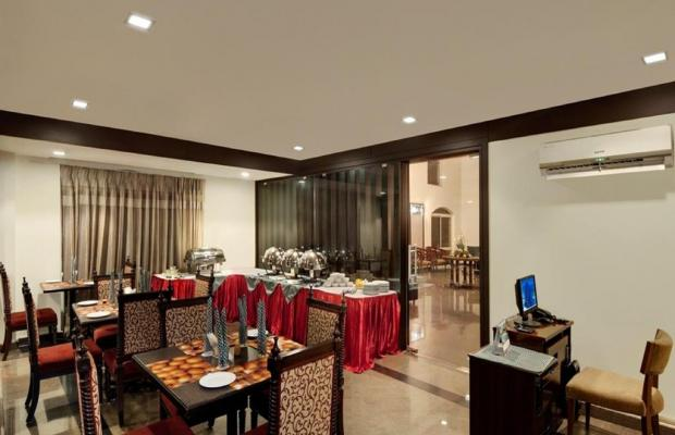 фото отеля The Golden Suites & Spa (ex. The Golden Palms Hotel & Spa Calangute) изображение №5