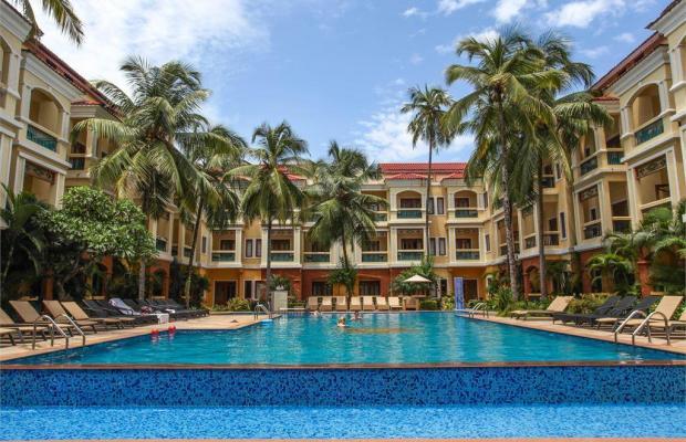 фото отеля Country Inn & Suites By Carlson Goa Candolim (ex. Girasol Beach Resort) изображение №1