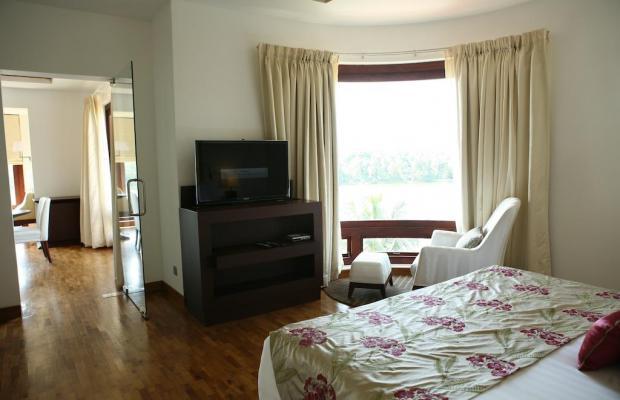 фото The Raviz Resort and Spa Ashtamudi  изображение №26