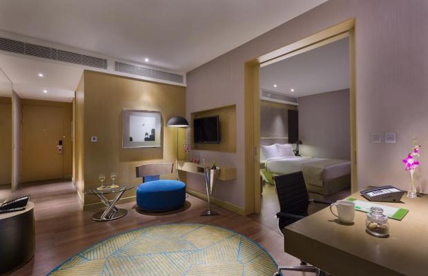 фото отеля Holiday Inn New Delhi International Airport изображение №21