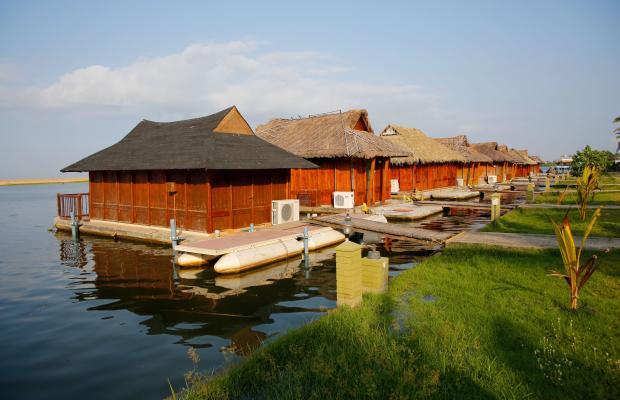 фотографии отеля Poovar Island Resort изображение №23