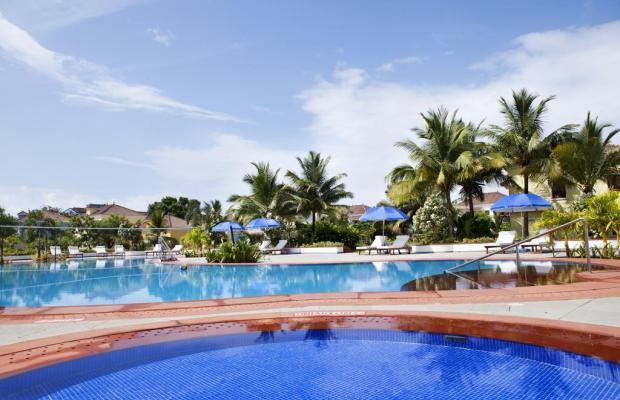фото Radisson Blu Resort Goa Cavelossim Beach изображение №34