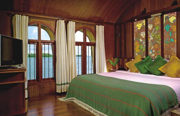 фотографии отеля Kumarakom Lake Resort изображение №7