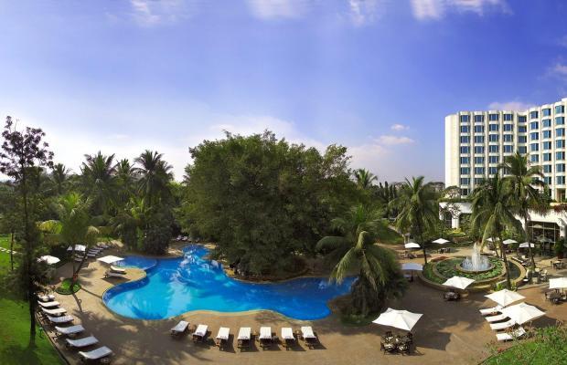 фотографии отеля The Leela Mumbai изображение №3