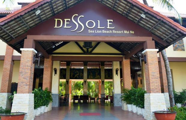 фото отеля Dessole Sea Lion Beach Resort Mui Ne (ex. Sea Lion Beach Resort & Spa; Eden) изображение №25