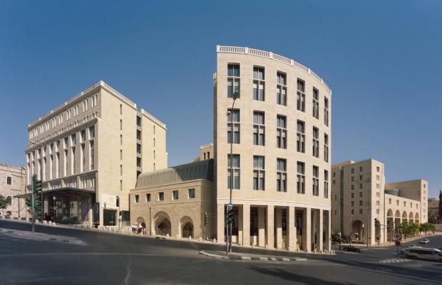 фото отеля Mamilla Hotel Jerusalem изображение №1