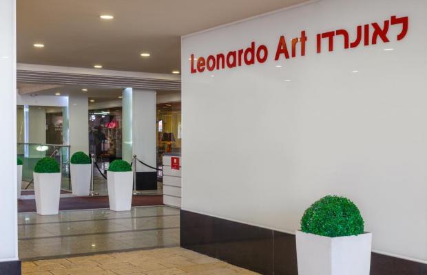 фото Leonardo Art Hotel (ex. Marina Tel Aviv)   изображение №14