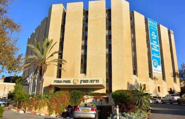 фото отеля Prima Park Hotel Jerusalem (ex. Park Plaza) изображение №1