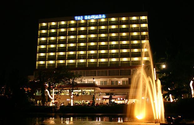 фотографии отеля Taj Banjara изображение №23