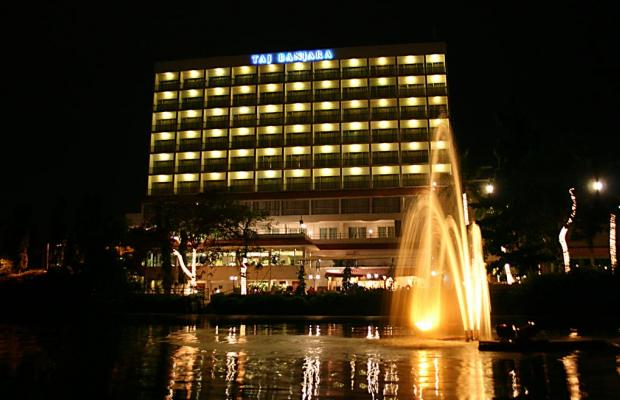 фотографии отеля Taj Banjara изображение №15