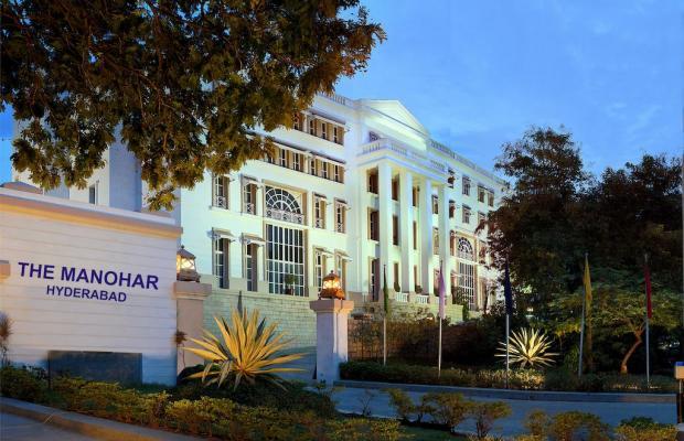 фотографии отеля The Manohar (ex. Fortune Select Manohar; The Tulip Manohar Hyderabad) изображение №19