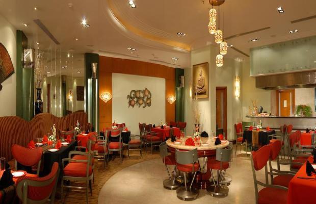 фотографии отеля The Manohar (ex. Fortune Select Manohar; The Tulip Manohar Hyderabad) изображение №7