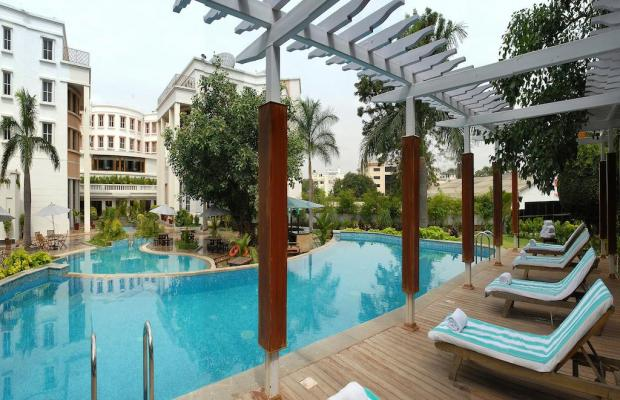 фотографии отеля The Manohar (ex. Fortune Select Manohar; The Tulip Manohar Hyderabad) изображение №3