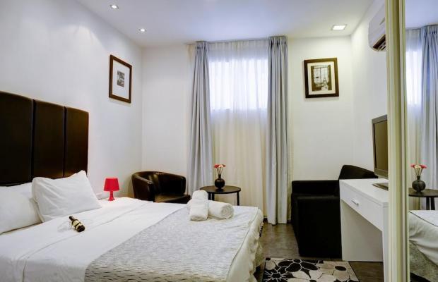 фотографии отеля Raphael Geula Suites изображение №7