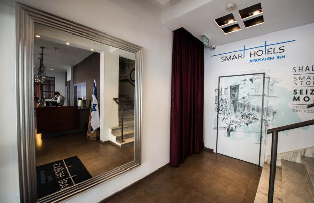 фото Smart Hotels Jerusalem Inn изображение №6