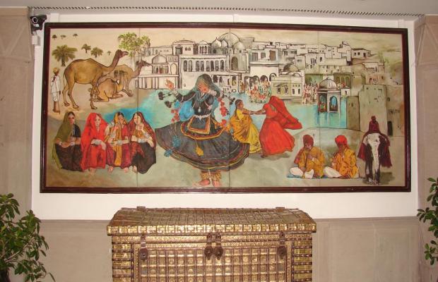 фотографии отеля Mansingh Palace изображение №19