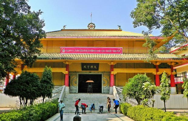 фотографии отеля Lotus Nikko Bodhgaya изображение №3