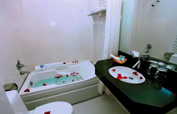 фотографии отеля Kim Hoang Long Hotel изображение №3