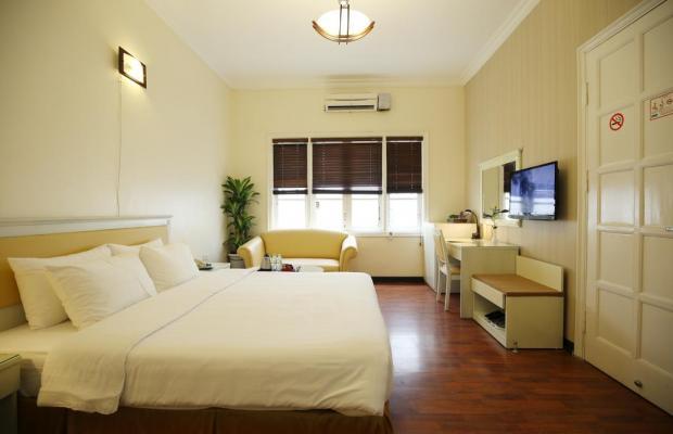 фотографии Hanoi Hasu Hotel (ех. Bella Vista; Bro & Sis II) изображение №12