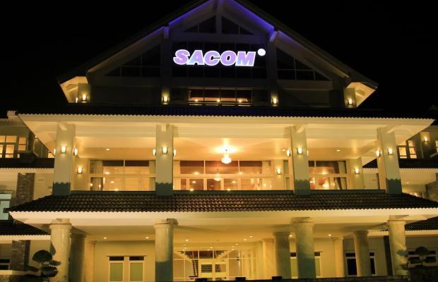 фотографии отеля Sacom Golf Club Hotel изображение №3