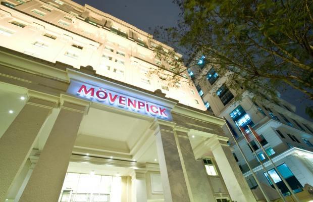фотографии Moevenpick Hanoi (ex. Guoman Hanoi) изображение №20