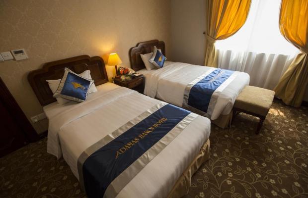 фотографии отеля Adamas Hanoi Hotel (ех. Demantoid 2 Hotel; Platinum 2) изображение №11