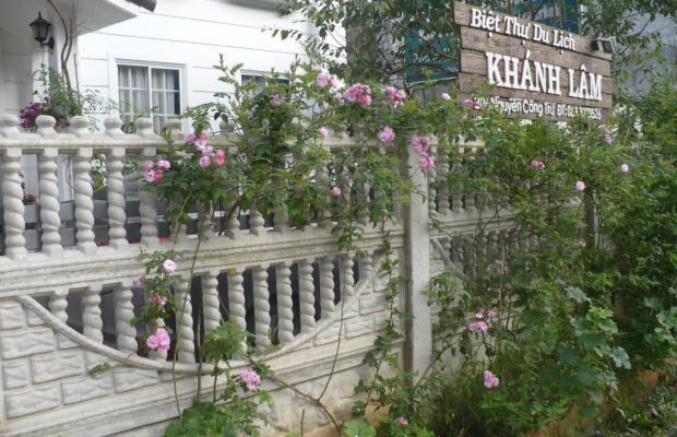 фотографии отеля Khanh Lam Tourist Villa изображение №3