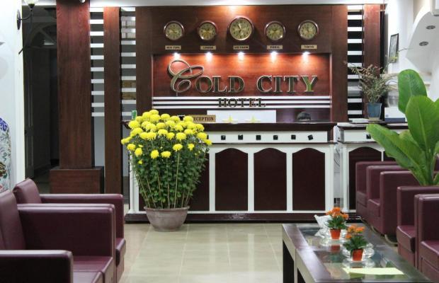 фотографии отеля Cold City Hotel (ex. Pho Lanh Hotel) изображение №19