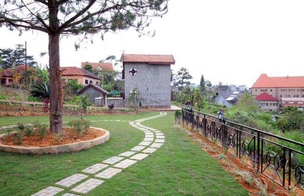 фотографии отеля Dalat Train Villa изображение №31