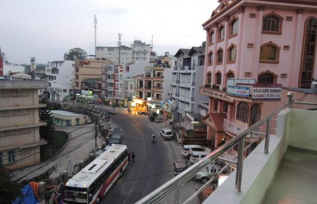 фото отеля Violet - Bui Thi Xuan Hotel изображение №1