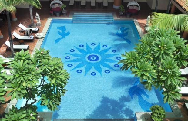 фото отеля Parkroyal Saigon (ex. Novotel Garden Plaza Saigon) изображение №1