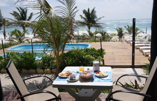 фото отеля Hotel Cabanas Los Lirios Tulum изображение №17