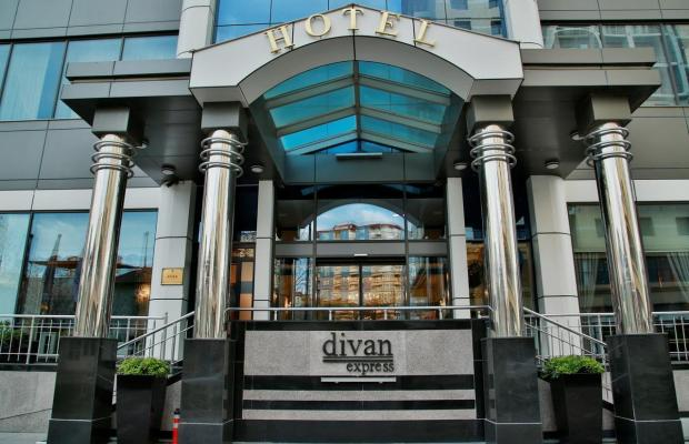 фото отеля Divan Express Baku изображение №1