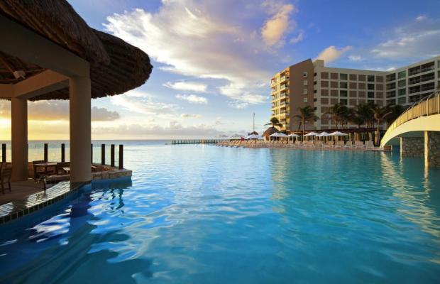 фото The Westin Lagunamar Ocean Resort Villas (ex. Sheraton Cancun Towers) изображение №14