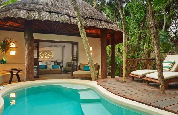 фотографии отеля Viceroy Riviera Maya изображение №3