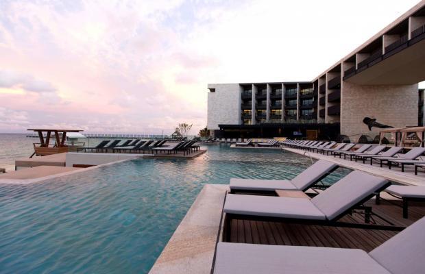 фотографии отеля Grand Hyatt Playa del Carmen Resort изображение №27