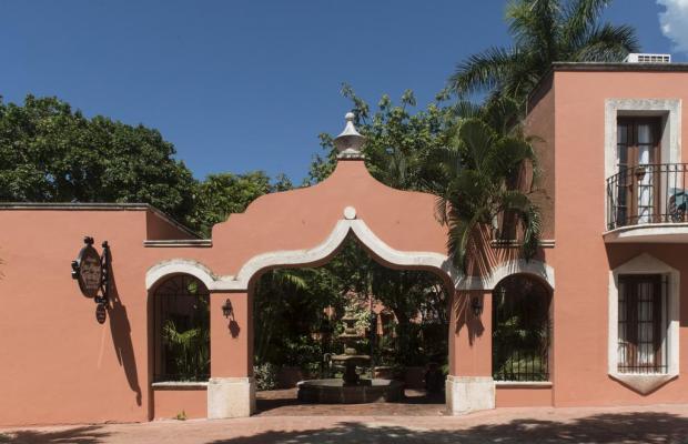 фото отеля Hacienda San Miguel Hotel & Suites изображение №21