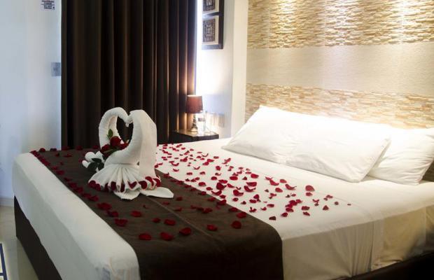 фотографии отеля Sasha Hotel Playa Del Carmen изображение №3