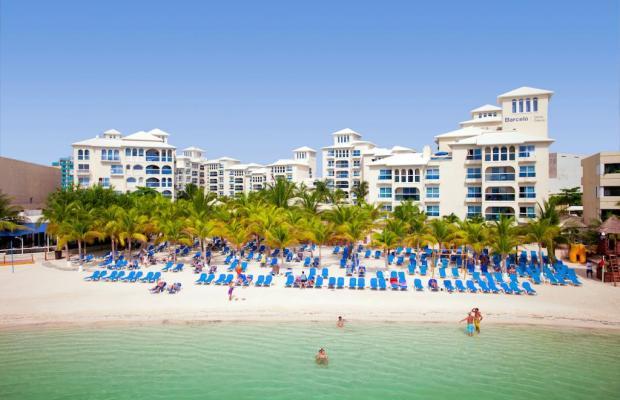 фото Occidental Costa Cancun (ex. Barcelo Costa Cancun) изображение №6