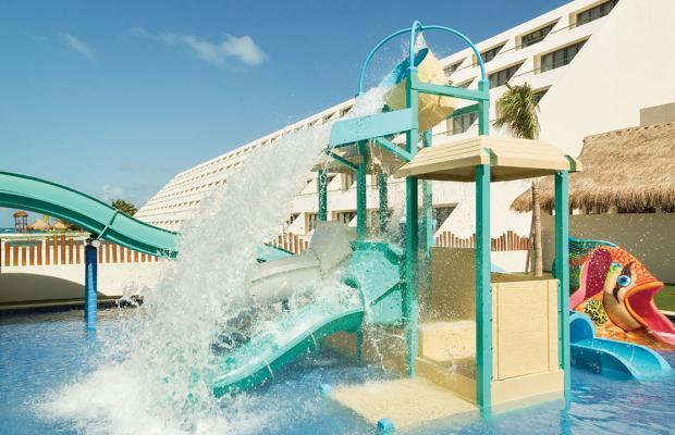 фотографии отеля Hyatt Ziva Cancun (ex. Dreams Cancun; Camino Real Cancun) изображение №103