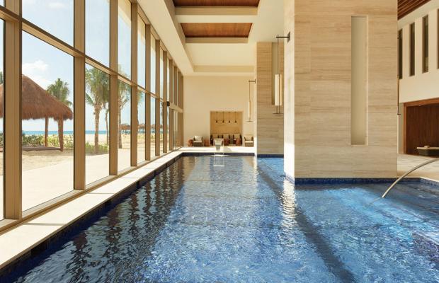 фото Hyatt Ziva Cancun (ex. Dreams Cancun; Camino Real Cancun) изображение №102