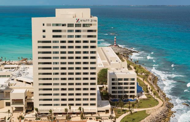 фото Hyatt Ziva Cancun (ex. Dreams Cancun; Camino Real Cancun) изображение №70