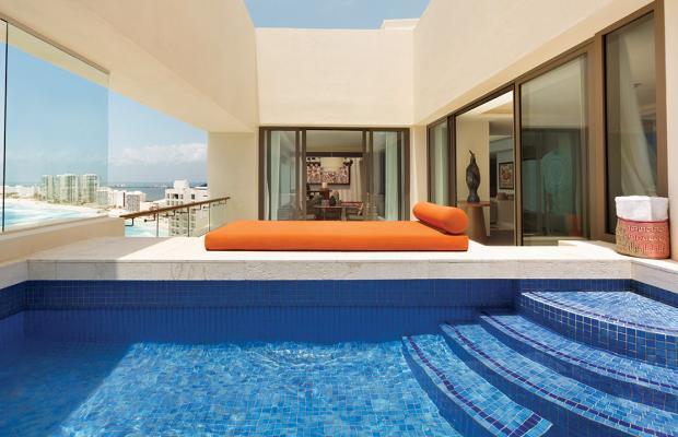фотографии Hyatt Ziva Cancun (ex. Dreams Cancun; Camino Real Cancun) изображение №24