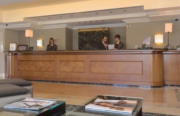 фотографии отеля Courtyard by Marriott Rome Central Park Hotel изображение №11