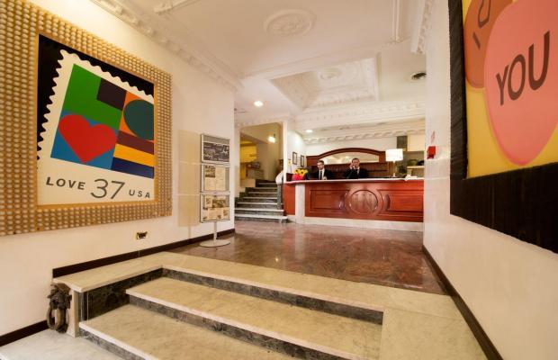 фотографии отеля Nizza изображение №3