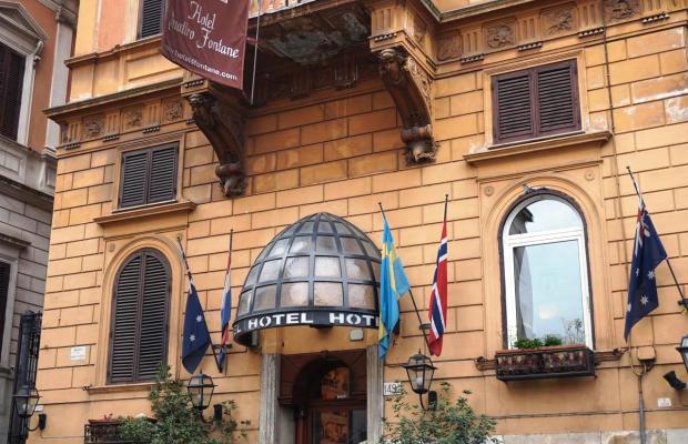 фото отеля Nuovo Hotel Quattro Fontane изображение №5