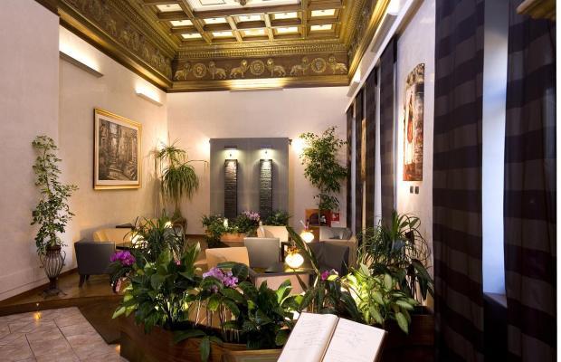 фотографии отеля Nuovo Hotel Quattro Fontane изображение №3