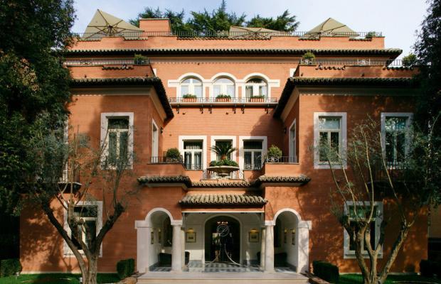 фото отеля Curatella Hotel Principe Torlonia (ех. Prime Hotel Principe Torlonia) изображение №1