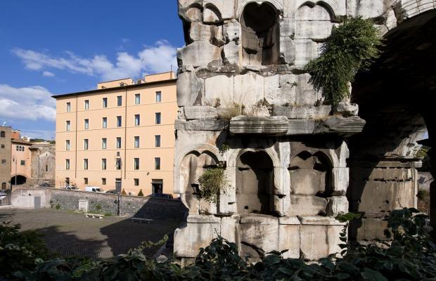 фотографии отеля Residence Palazzo Al Velabro изображение №7