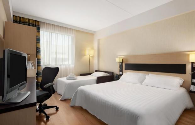фотографии отеля Hilton Garden Inn Rome Airport изображение №3